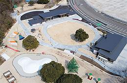 和木町 蜂ヶ峯総合公園 全世代型新エリア「Bee+(ビープラス)」オープン